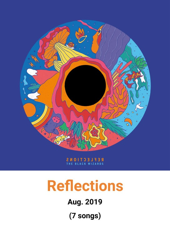 image cover album reflections