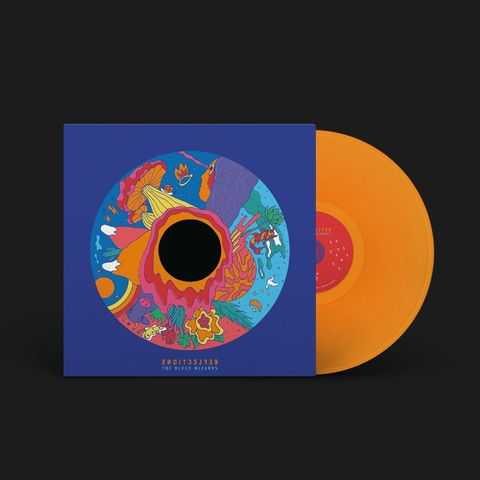 Orange (Colored Edition Vinyl) - Reflections