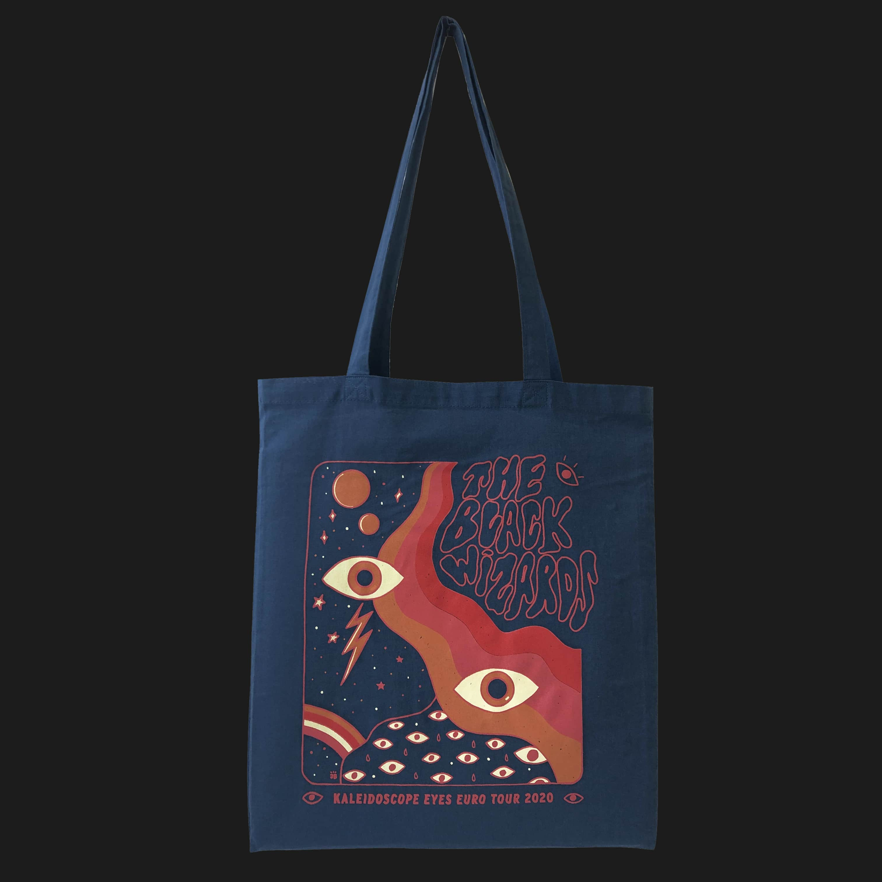 Kaleidoscope Eyes ToteBag